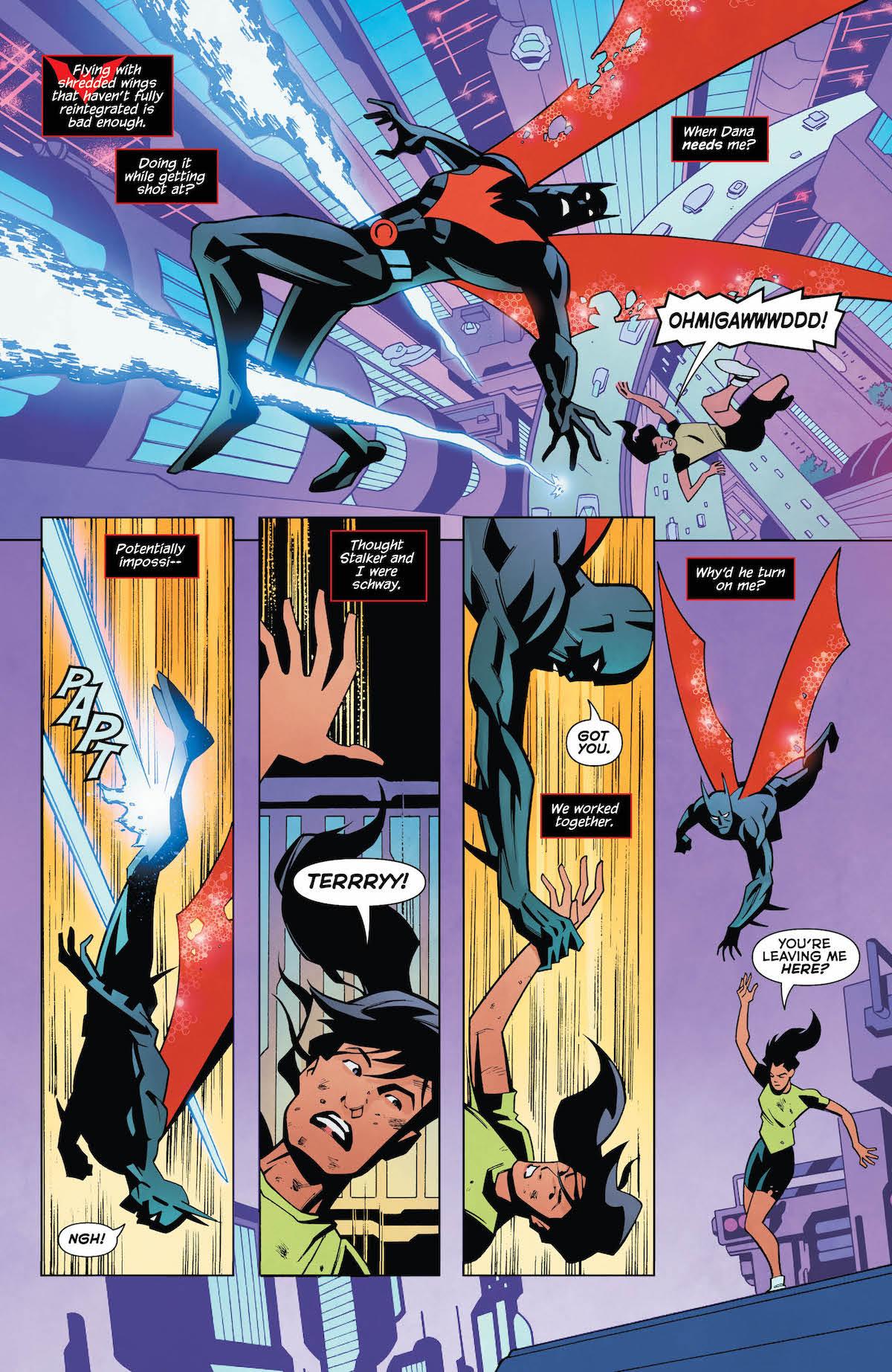 Batman Beyond #16 page 4