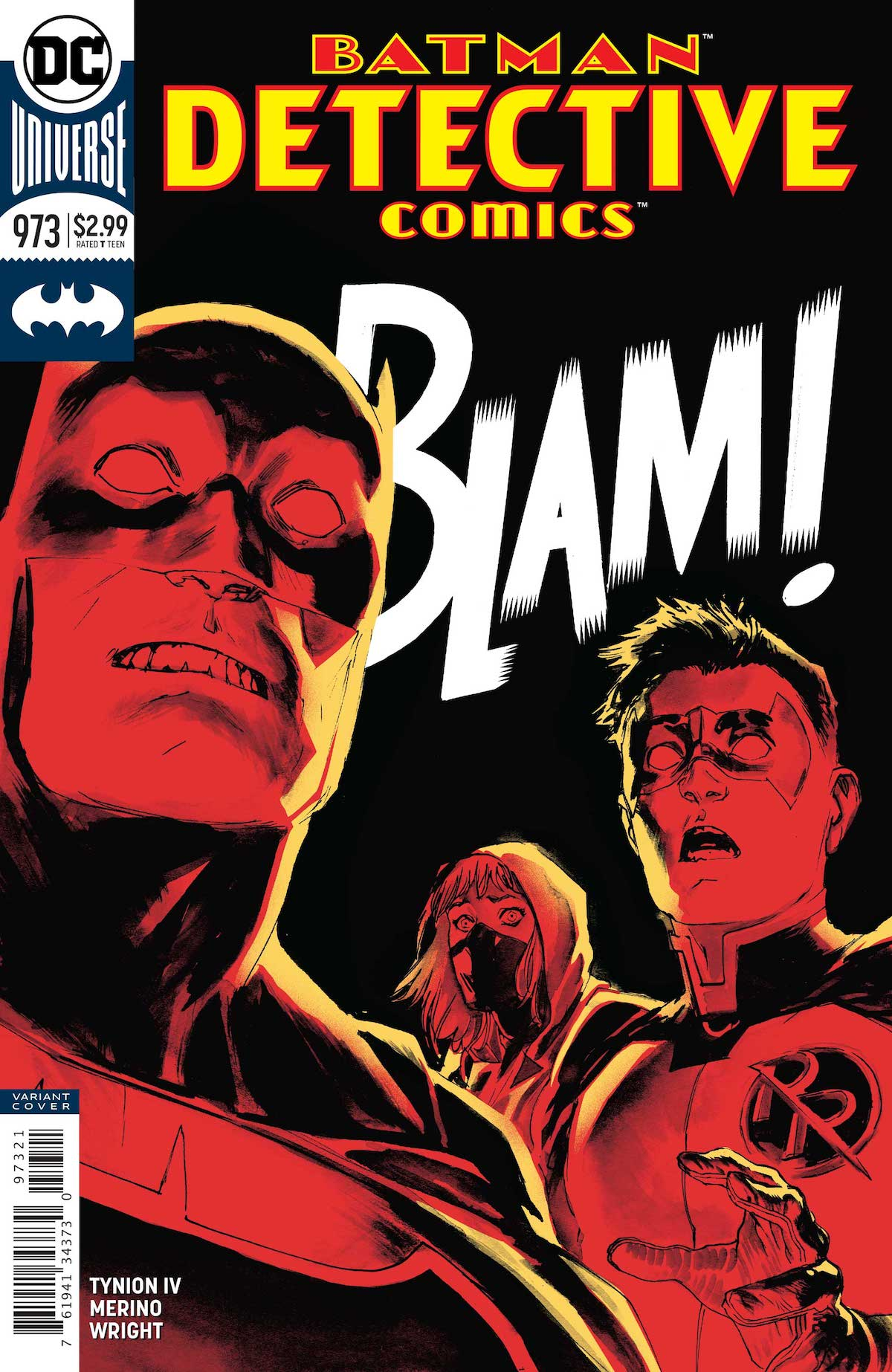 Batman: Dectective Comics #973