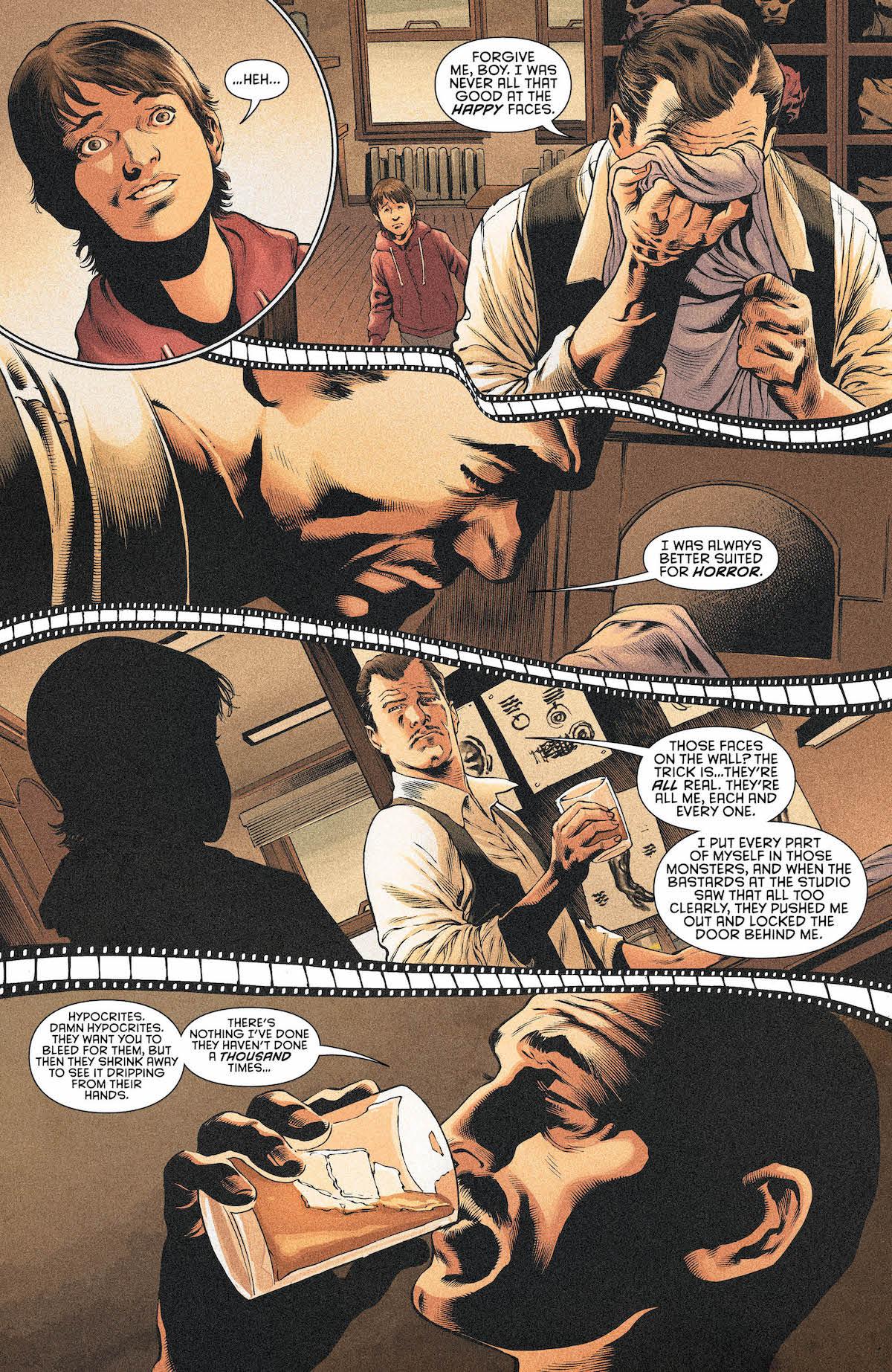 Batman: Detective Comics Annual #1