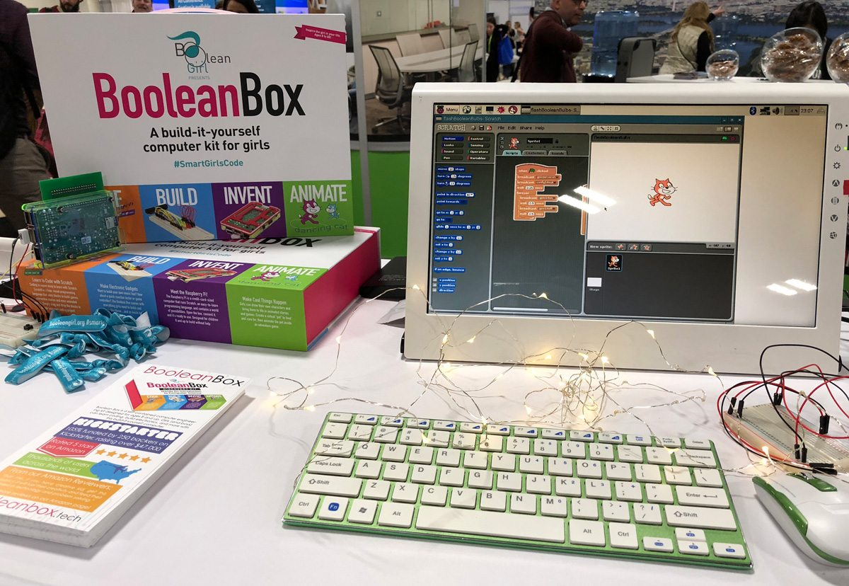 BooleanBox at CES