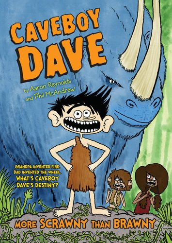 Caveboy Dave cover