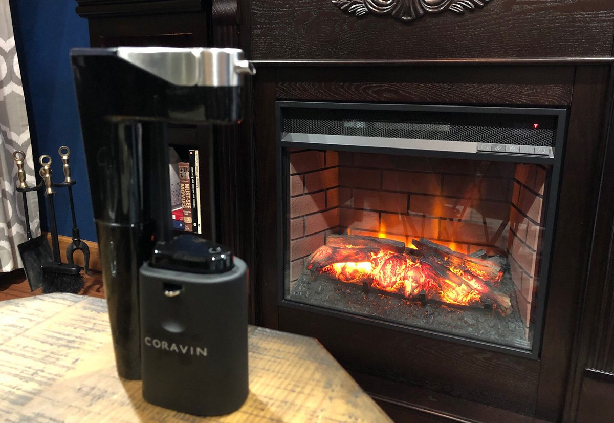 Coravin Wine at CES