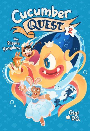 Cucumber Quest 2 cover