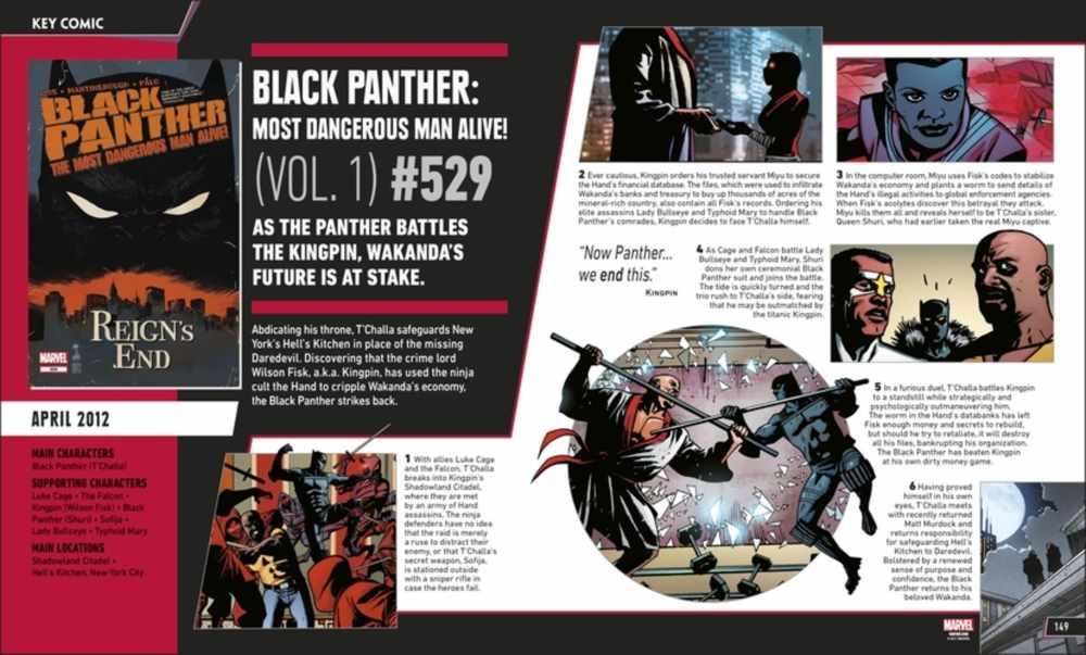 Black Panther Vol 1 #529