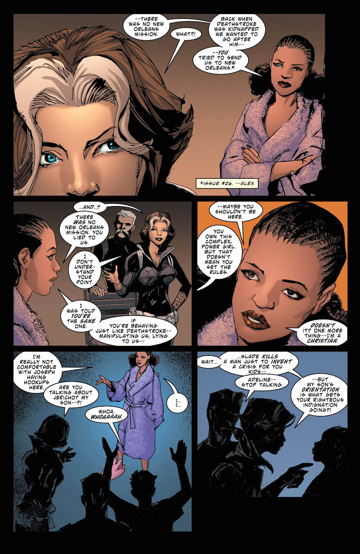 Deathstroke Annual #1 page 7