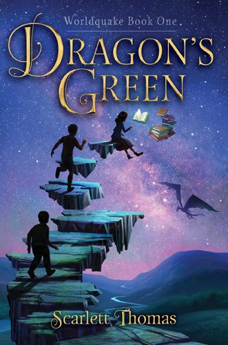 Dragon's Green cover