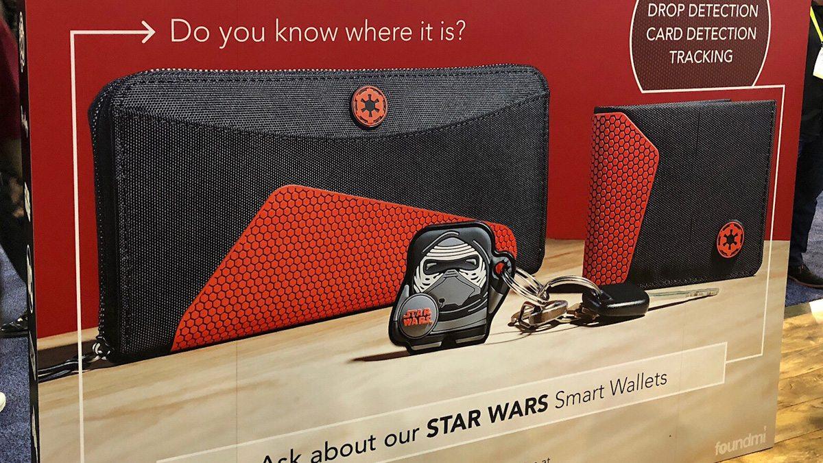 Foundmi Star Wars Trackers