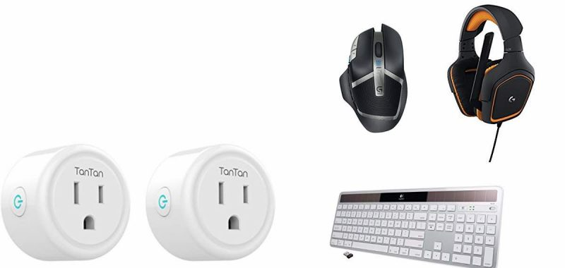 Geek Daily Deals 013918 smart plugs PC accessories