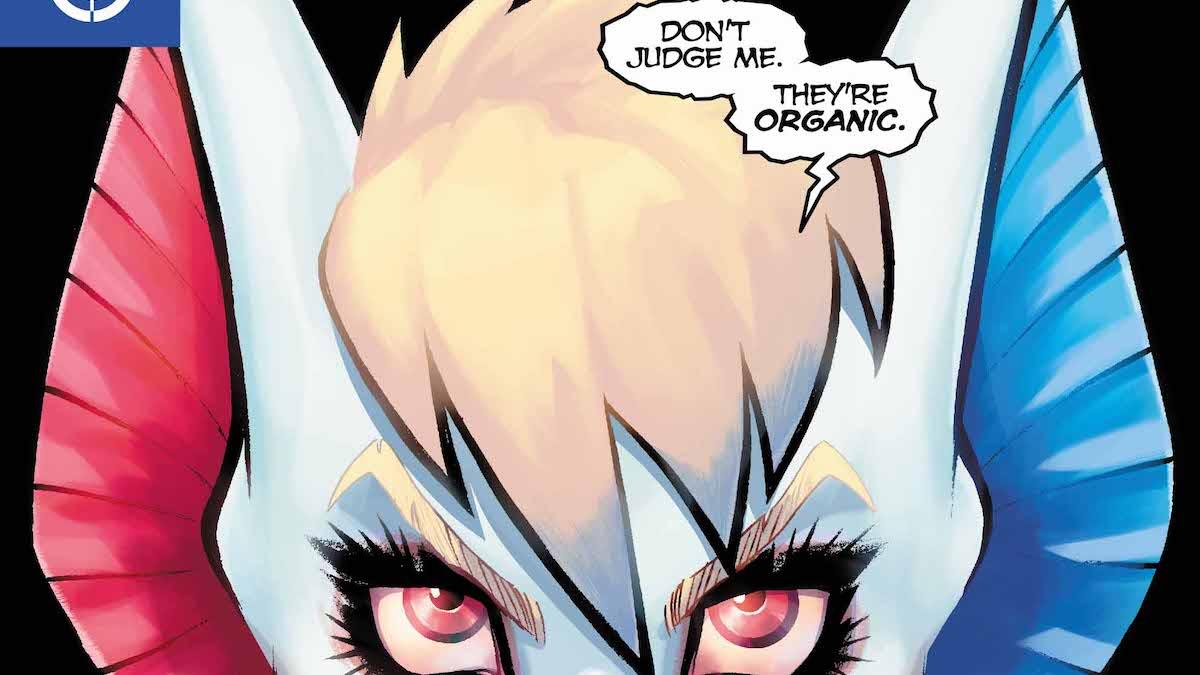 Harley Quinn #36 cover