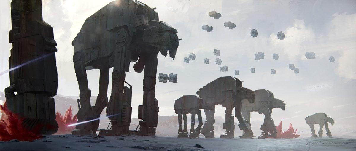 Star Wars Heavy Assault Walkers
