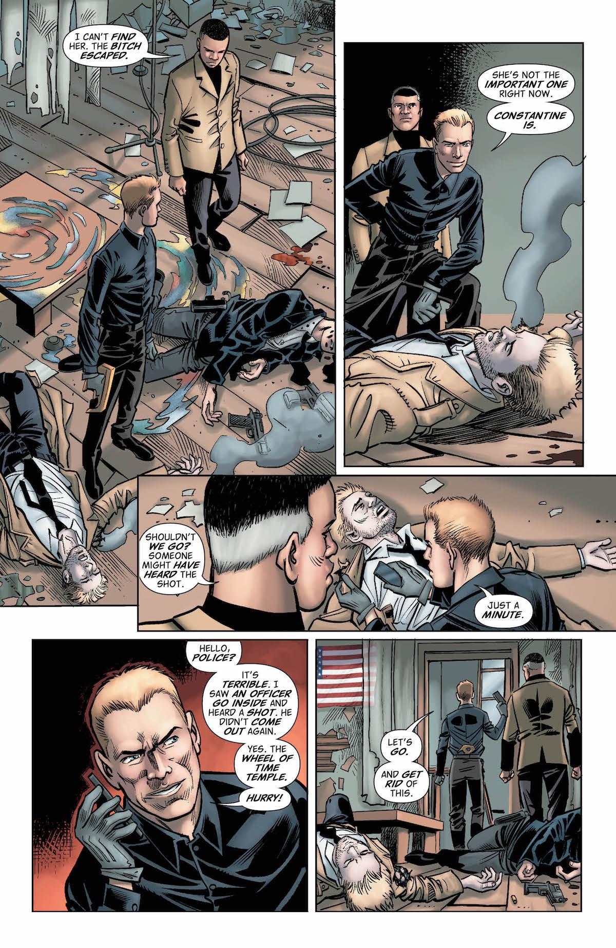 Hellblazer #18 page 2