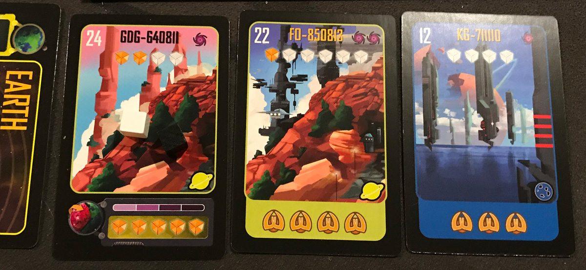 Kepler 3042 planet cards