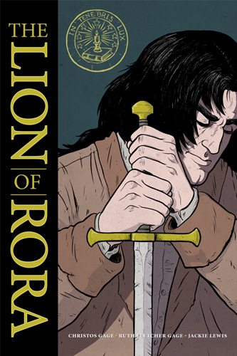 The Lion of Rora cover