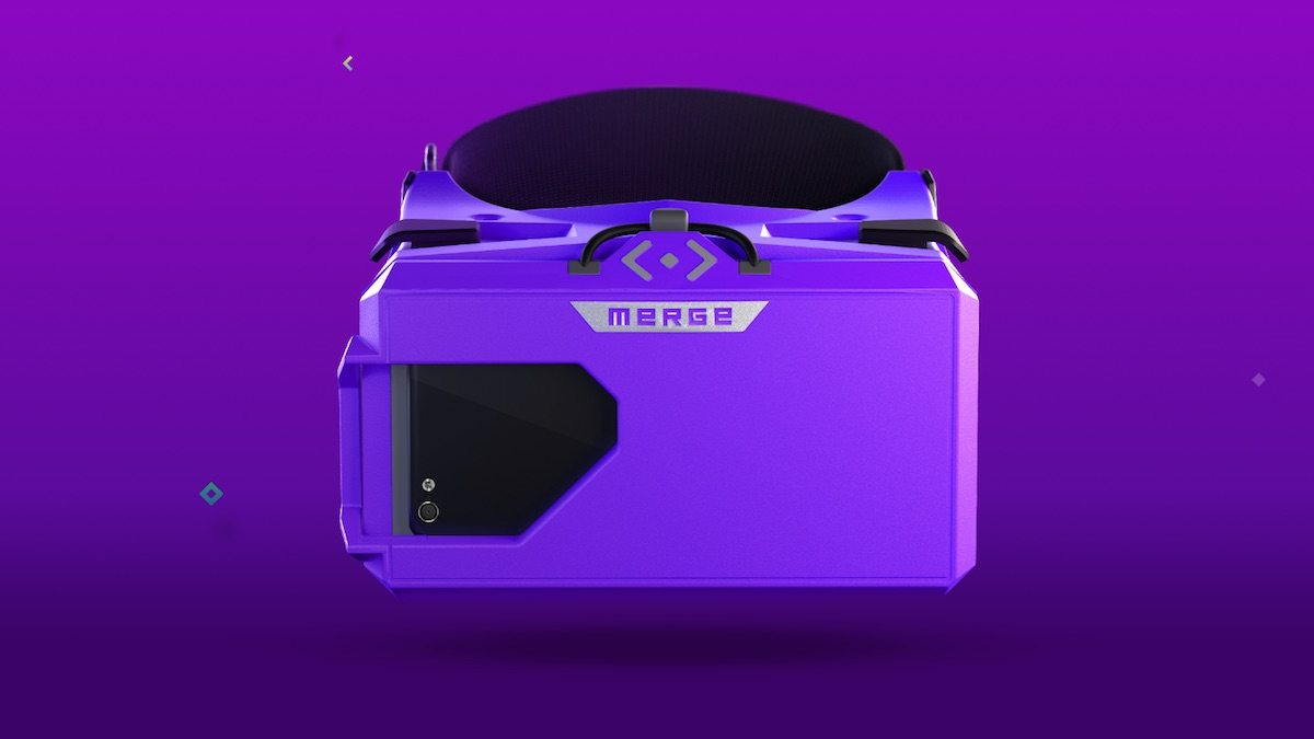 MERGE Mini VR/AR Goggles are designed for kids ages 10 and up.