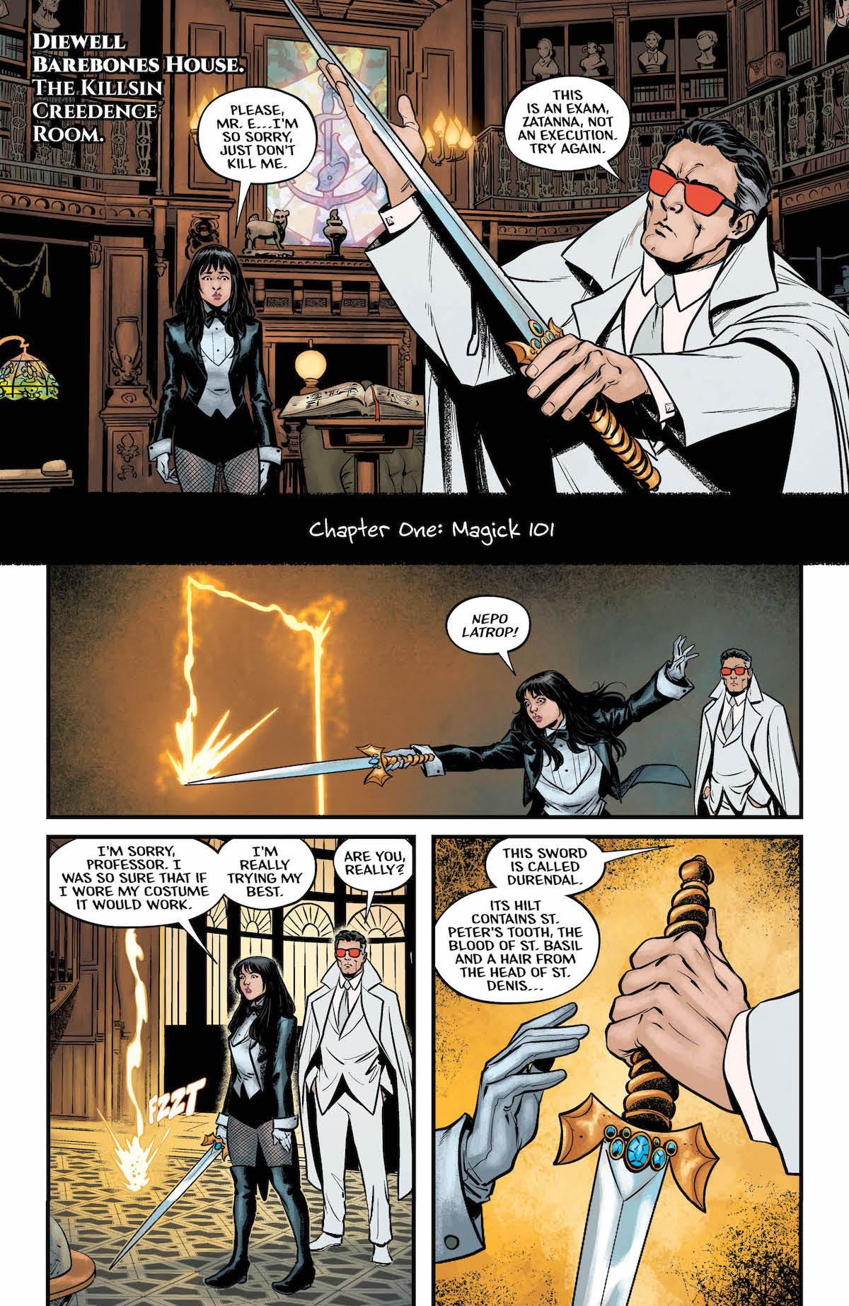 Mystik U page 4
