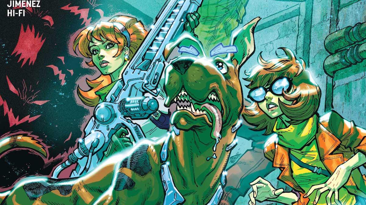 Scooby Apocalypse #21