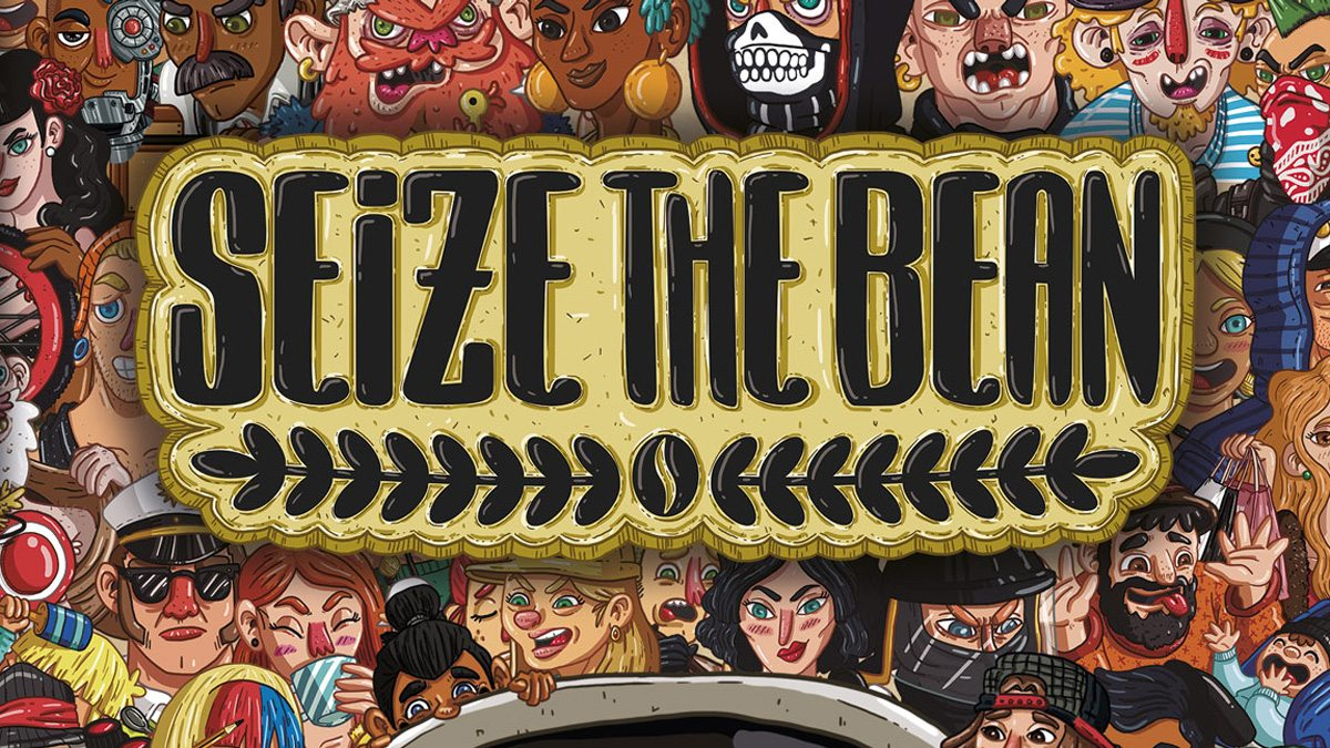 Seize the Bean cover