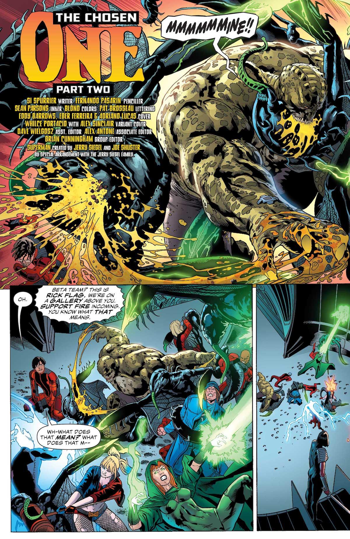 Suicide Squad #34 page 2