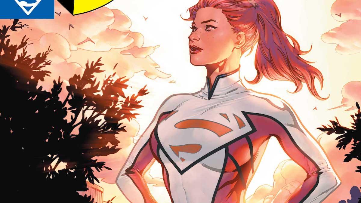 Superwoman #18 variant cover