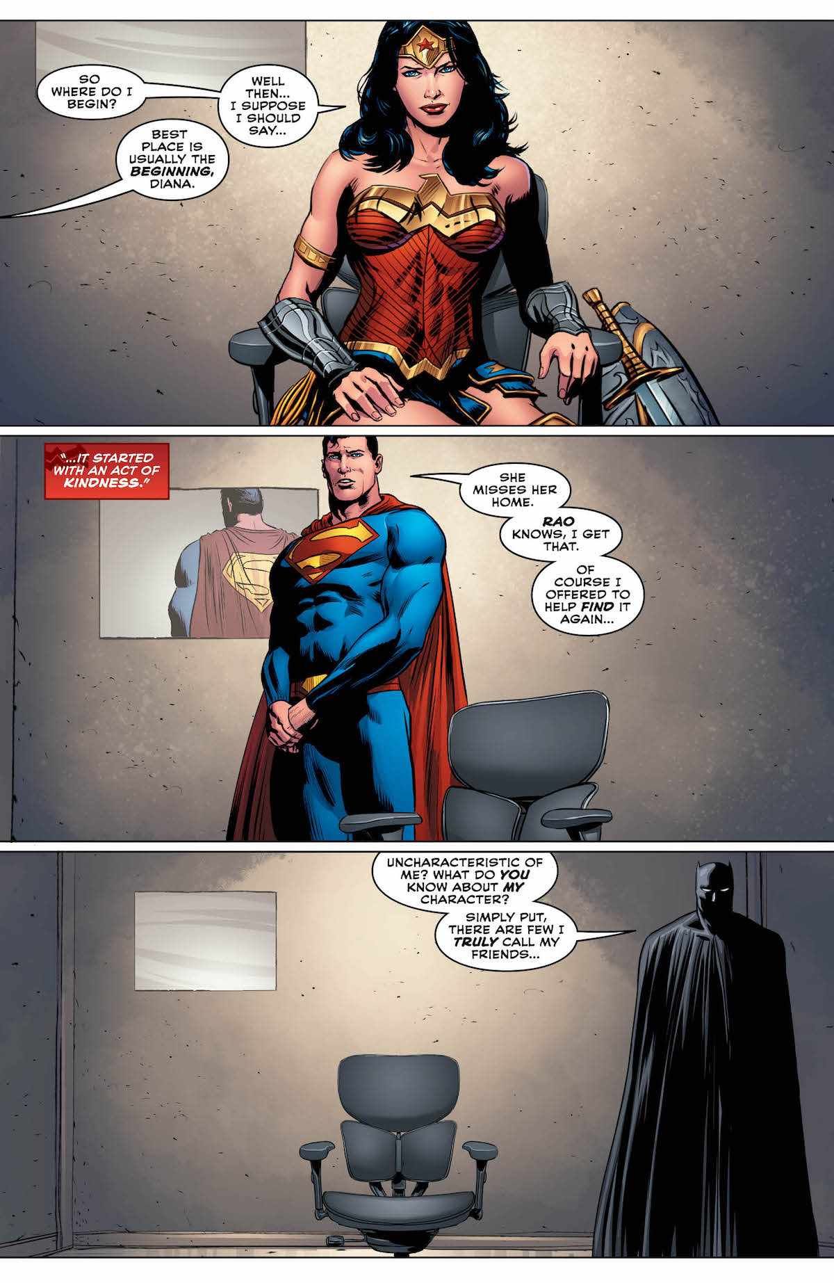 Trinity #17 page 1