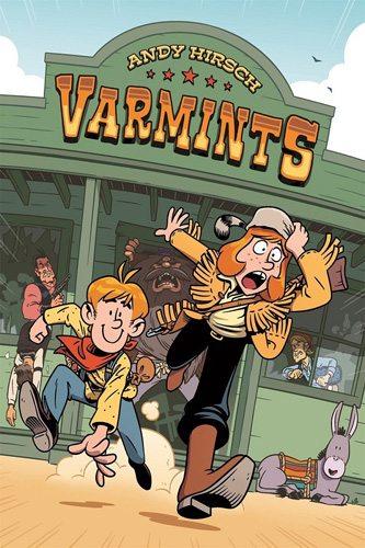 Varmints cover