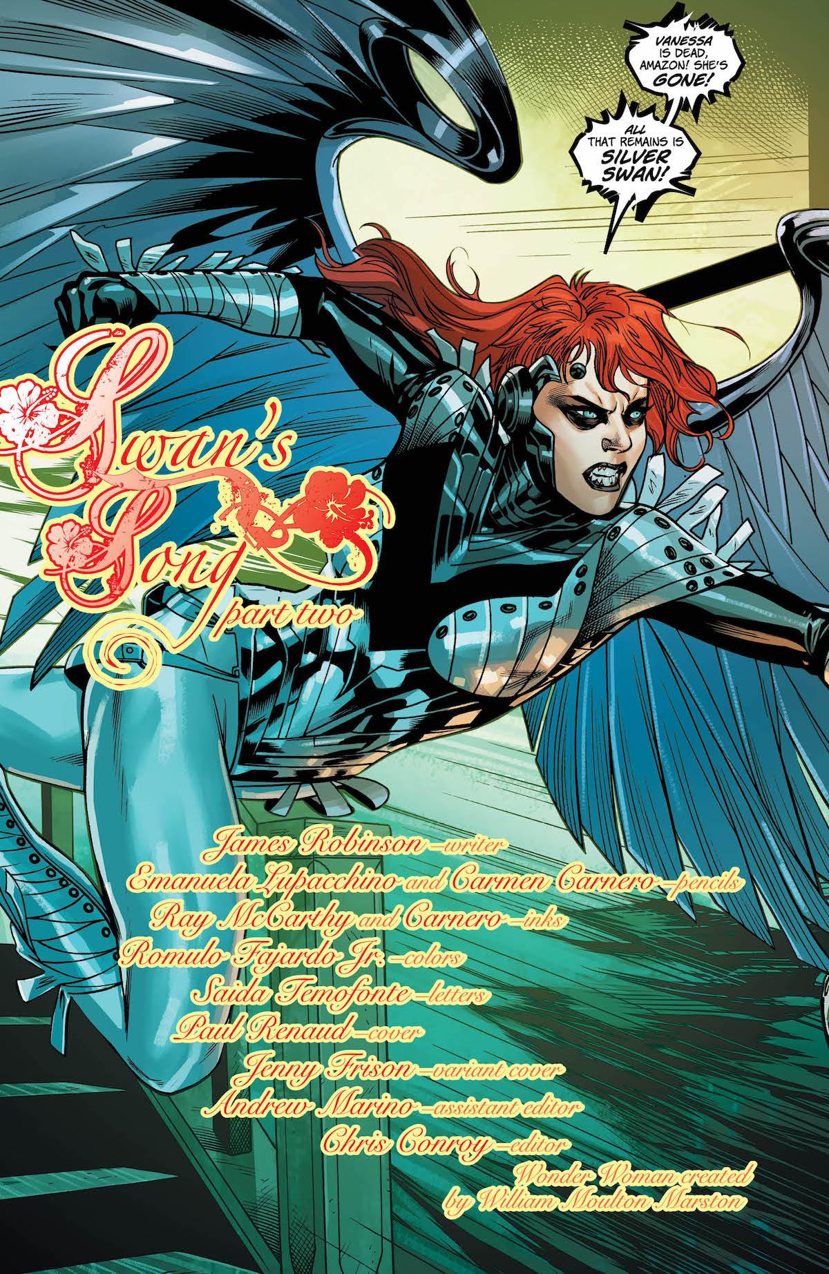Wonder Woman #39 page 2