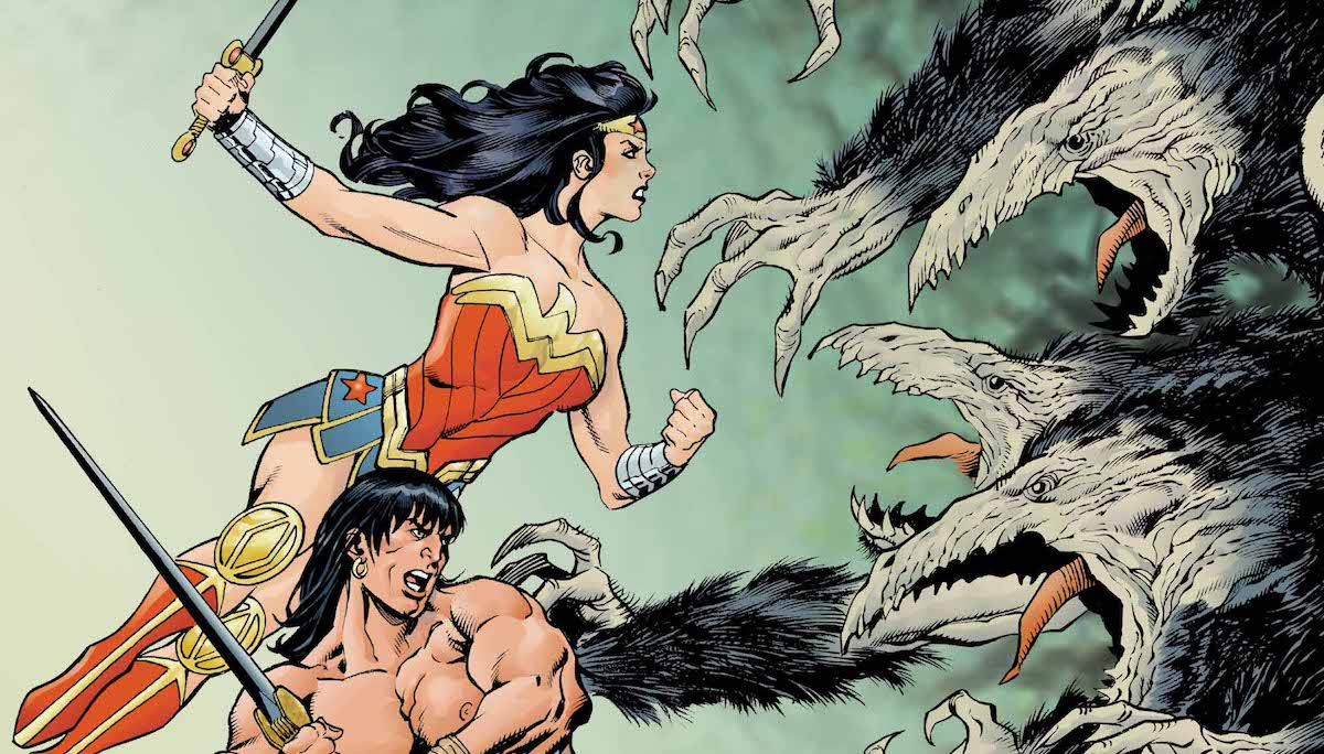 Wonder Woman/Conan #5