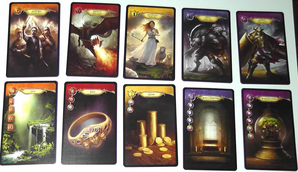 Dragon's Hoard Cards
