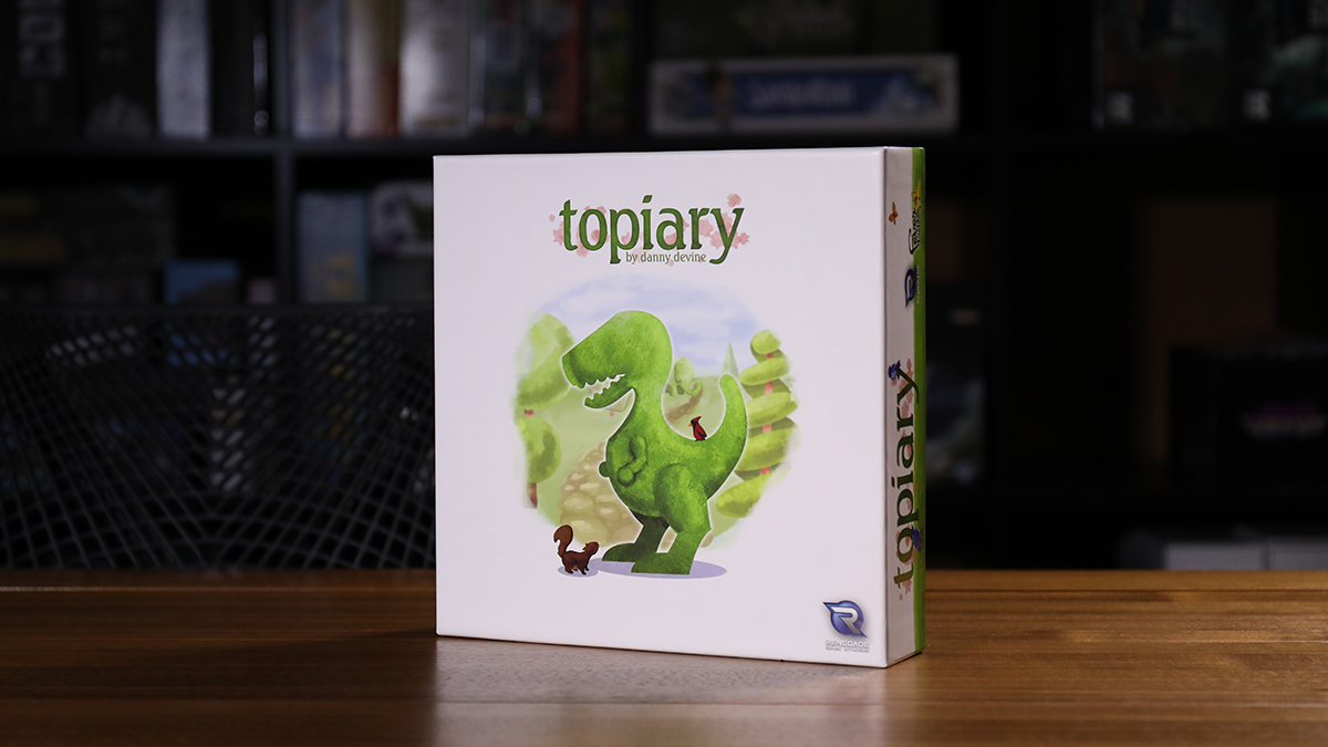 Topiary game box