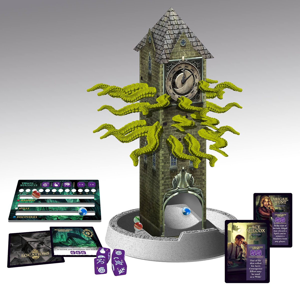 Tower of Madness from Smirk & Laughter
