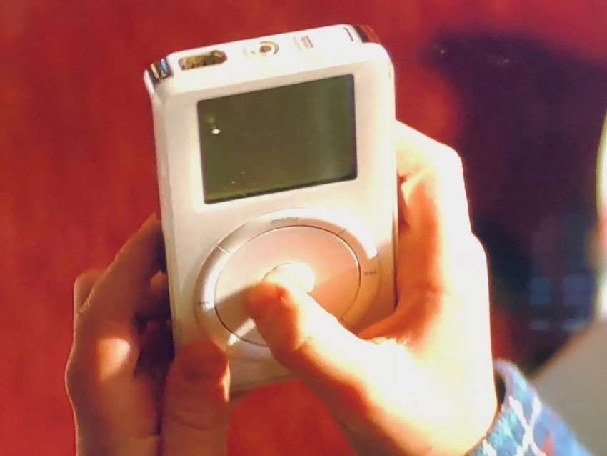 iPods of Baby Driver