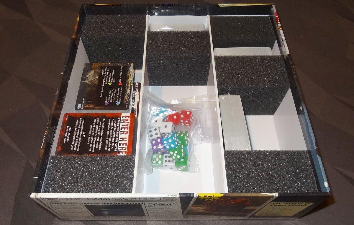 Apocrypha box