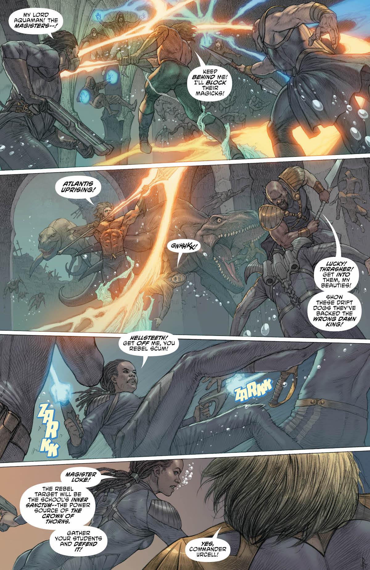 Aquaman #33 page 4