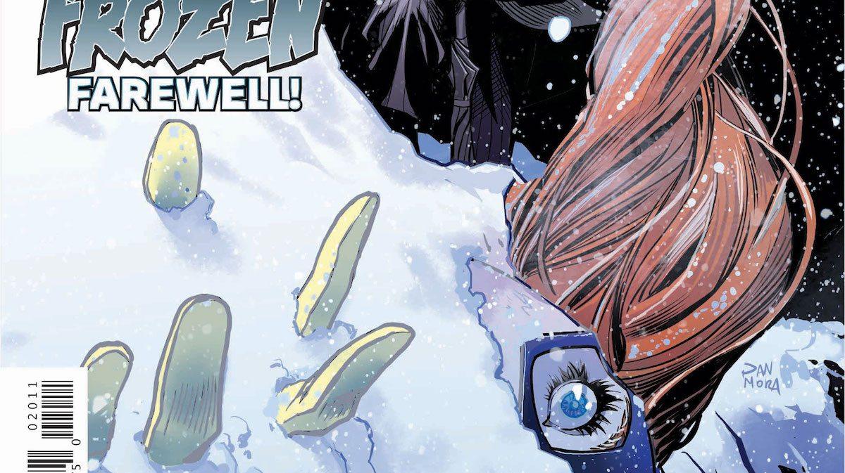 Batgirl #20 cover