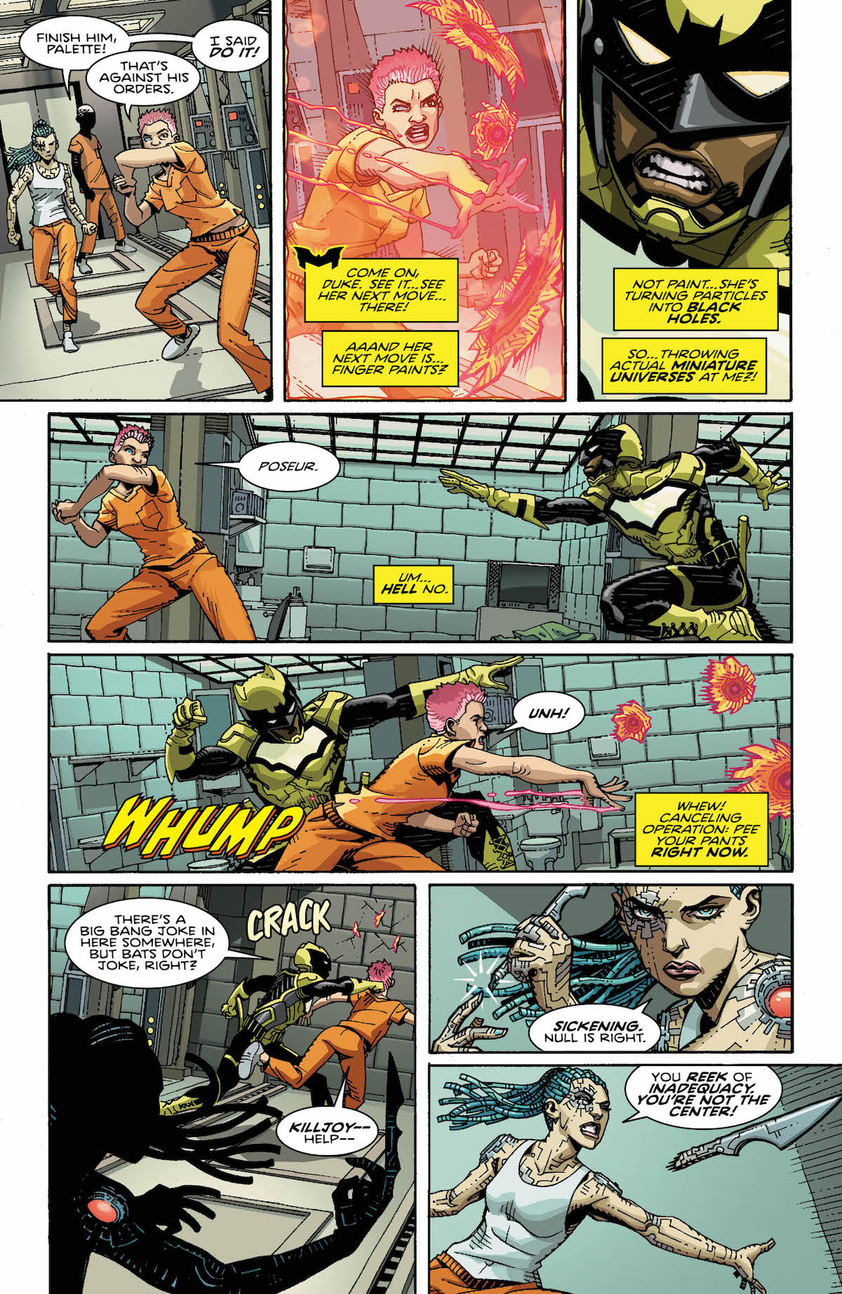 Batman and the Signal #2 page 4