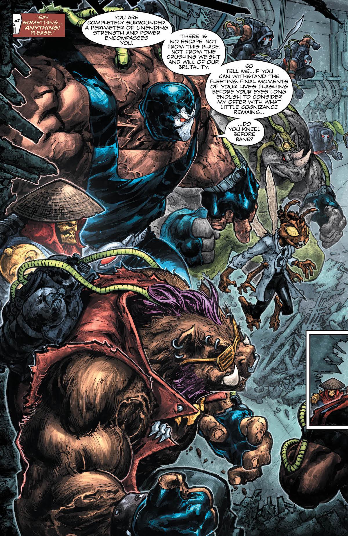 Batman/Teenage Mutant Ninja Turtles 2 #4