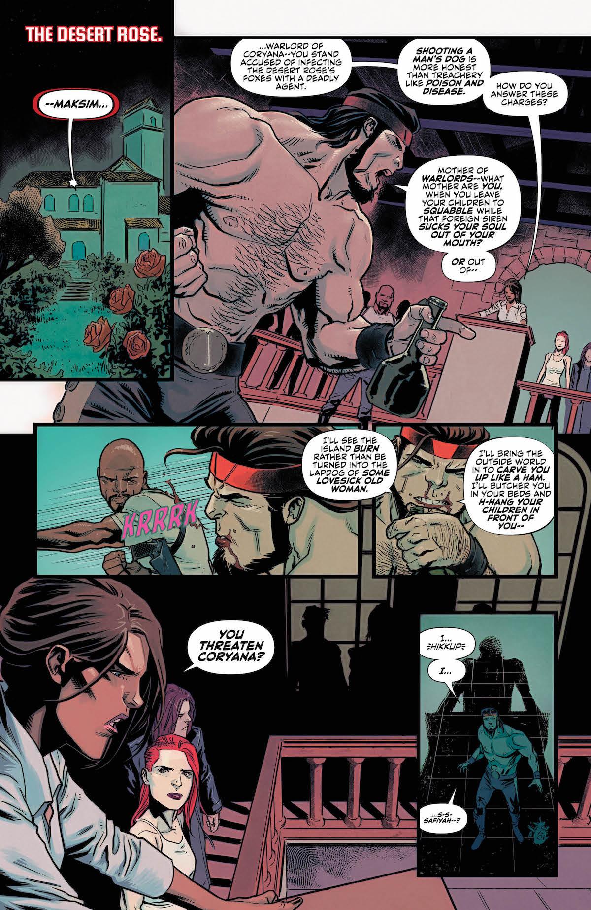 Batwoman #12 page 4