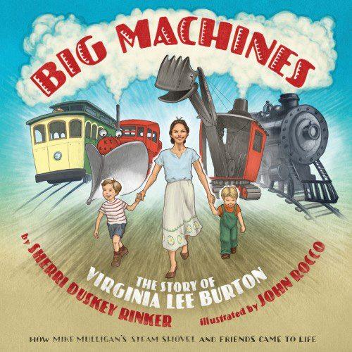 Big Machines book cover