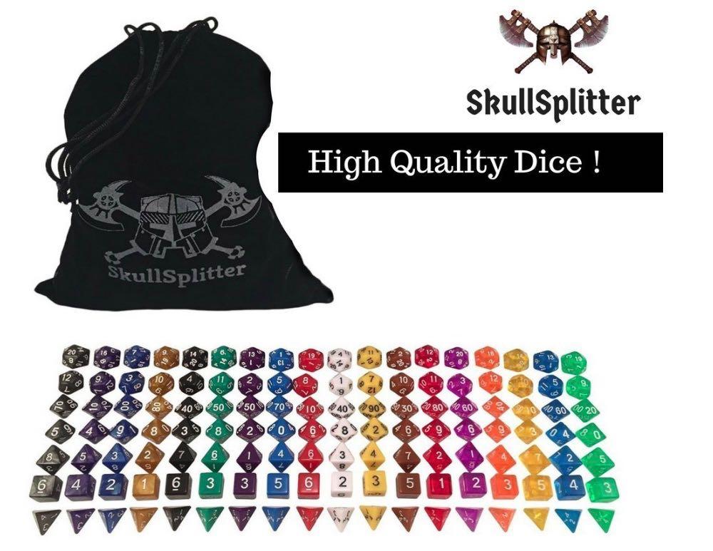 Big set of dice