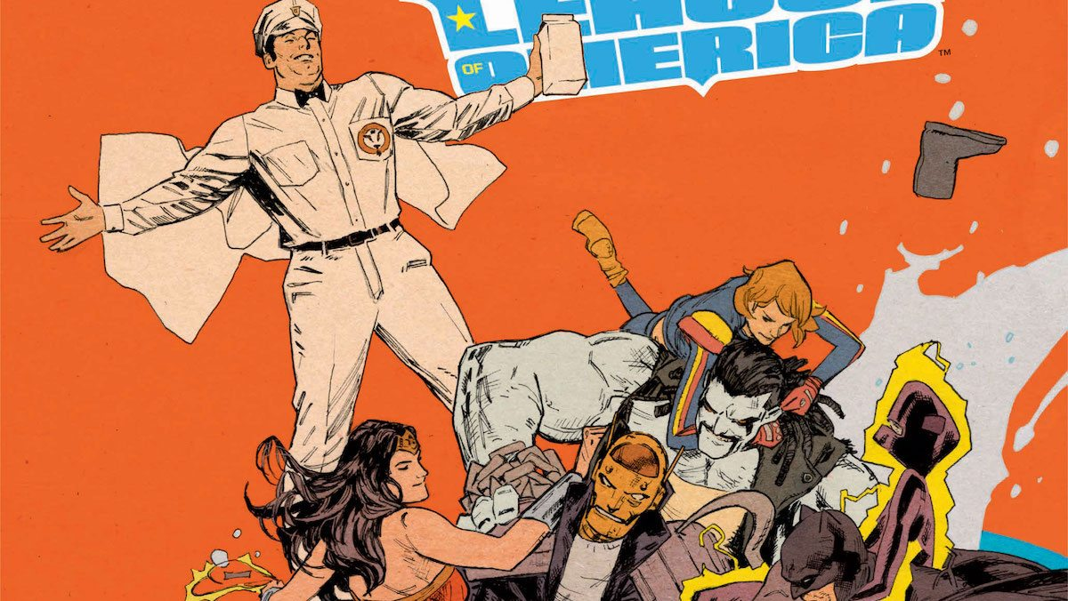 Doom Patrol and the JLA special #1