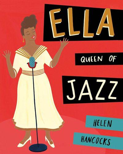 Ella Queen of Jazz cover