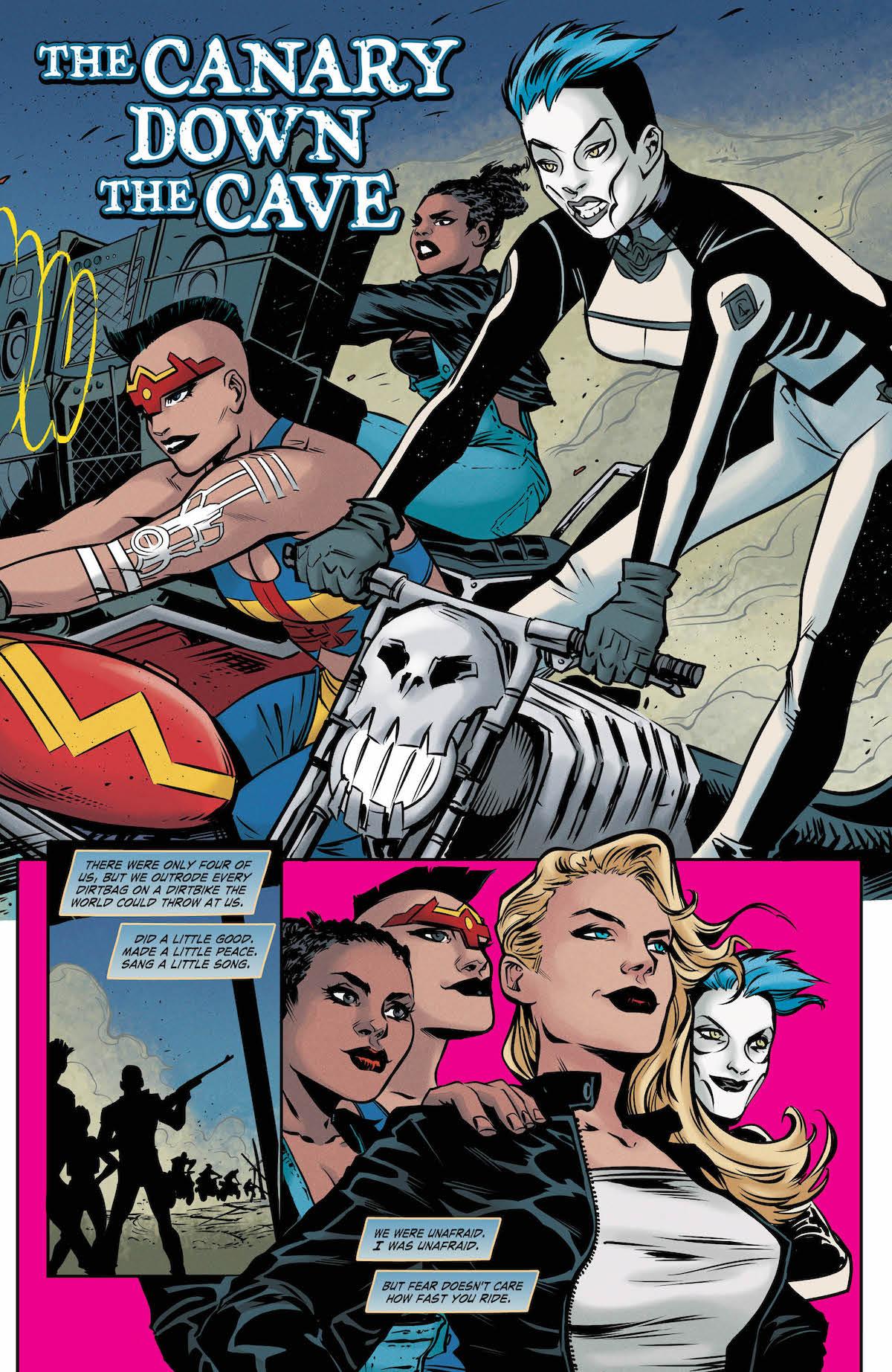 Gotham City Garage #10 page 3
