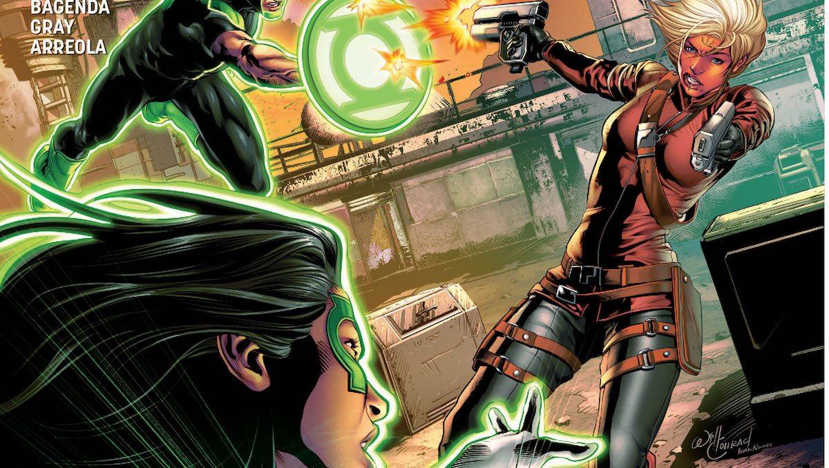Green Lanterns #41 cover