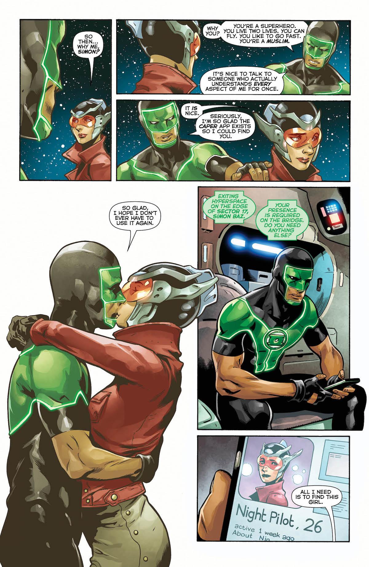 Green Lanterns #41 page 2