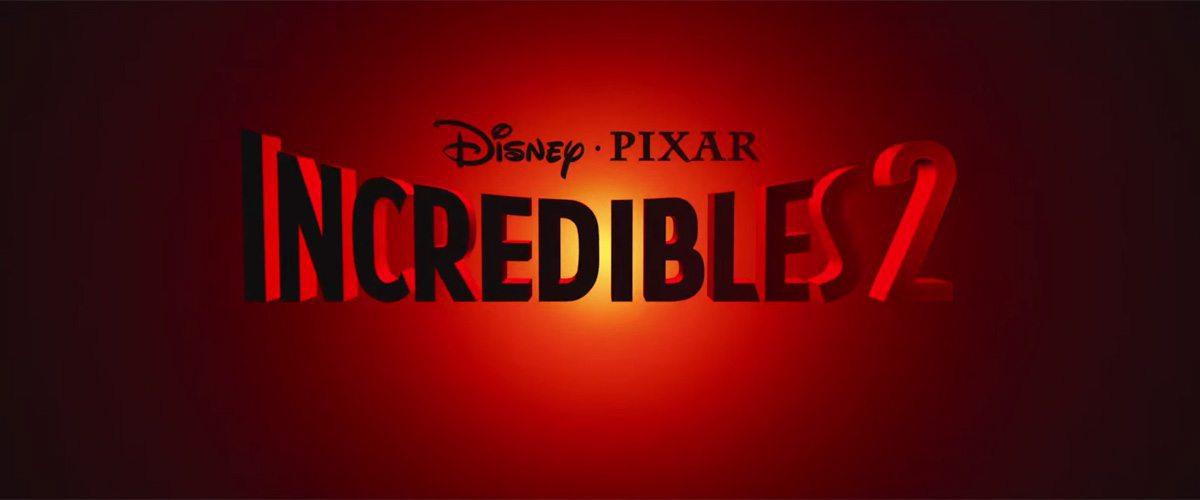 Incredibles 2 logo