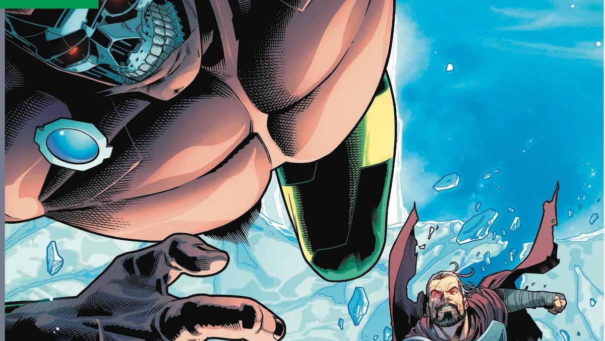 Injustice 2 #20 Zod
