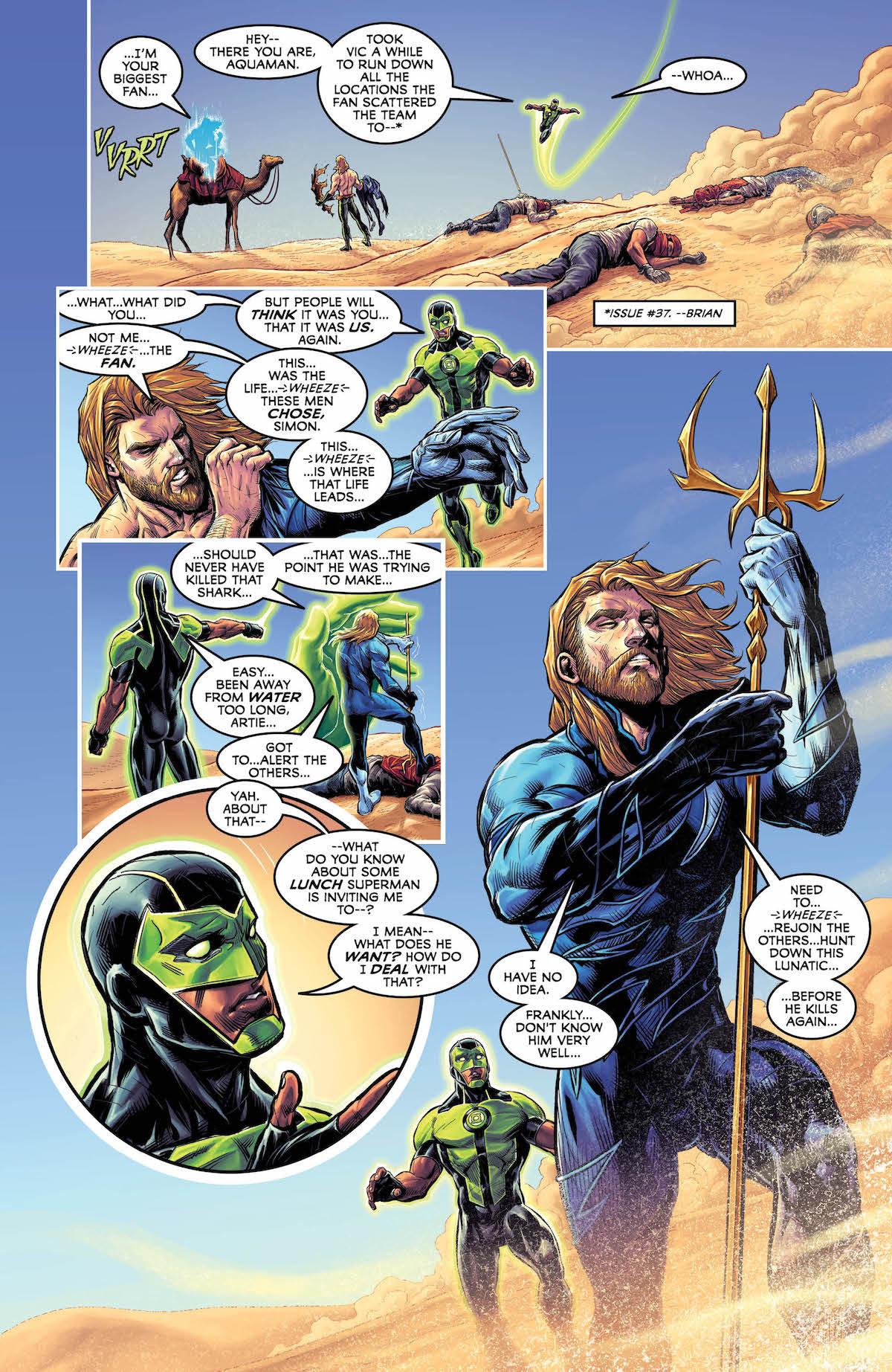 Justice League #39 page 6