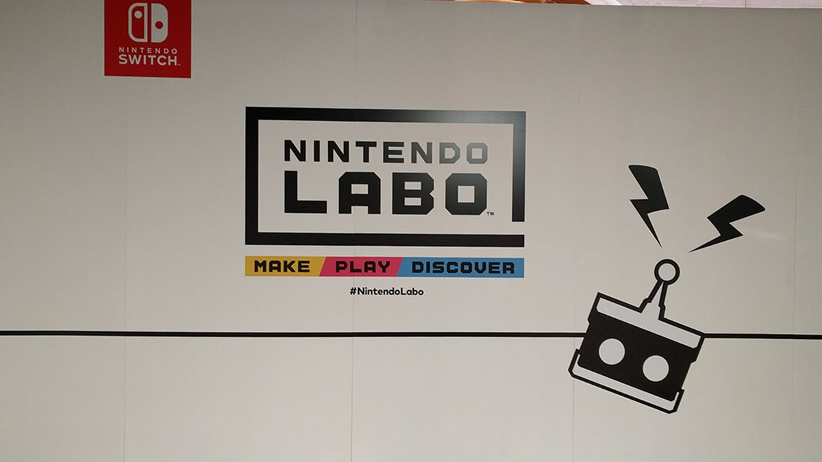Make Play Discover Labo