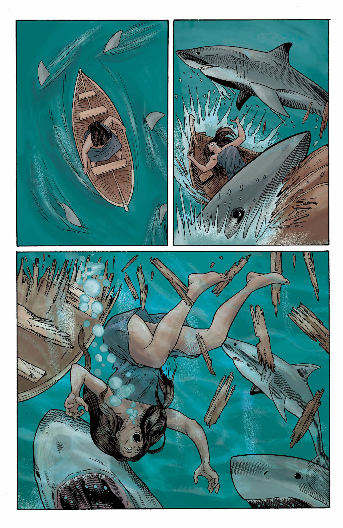 The Wildstorm: Michael Cray #5 page 4