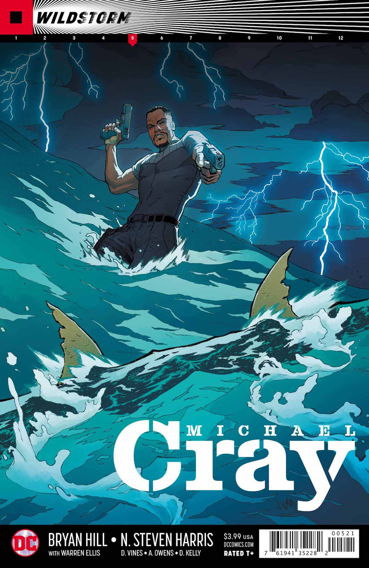 The Wildstorm: Michael Cray #5